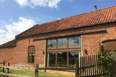 Kings Beck Barn is set in the Norfolk countryside